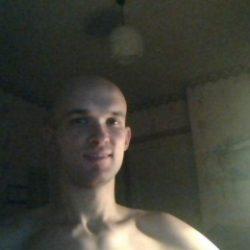 Молодой человек, спортивного телосложения, Геленджик
